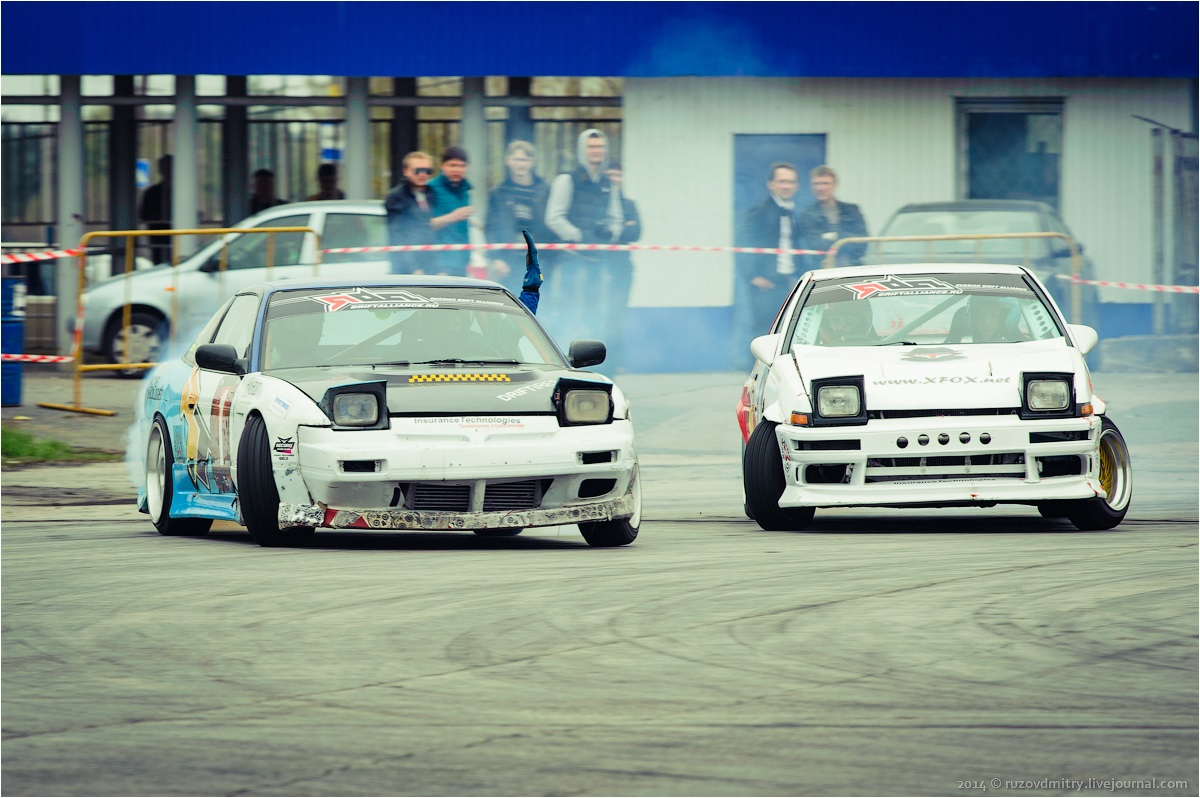 Photo report from the Total Extreme Fest by Russian Drift Alliance - 28