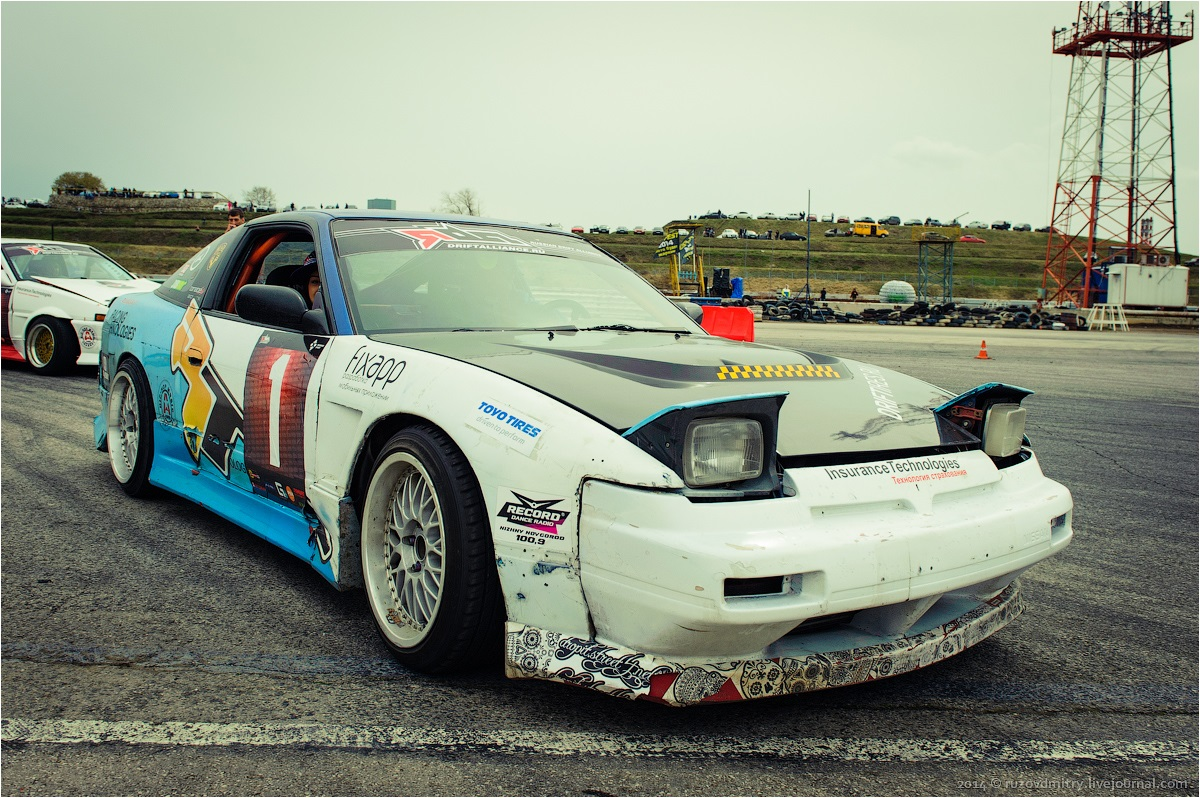 Photo report from the Total Extreme Fest by Russian Drift Alliance - 29