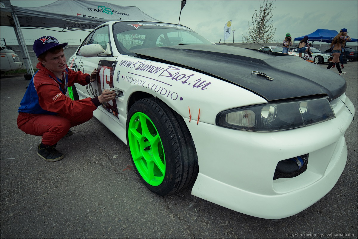 Photo report from the Total Extreme Fest by Russian Drift Alliance - 03