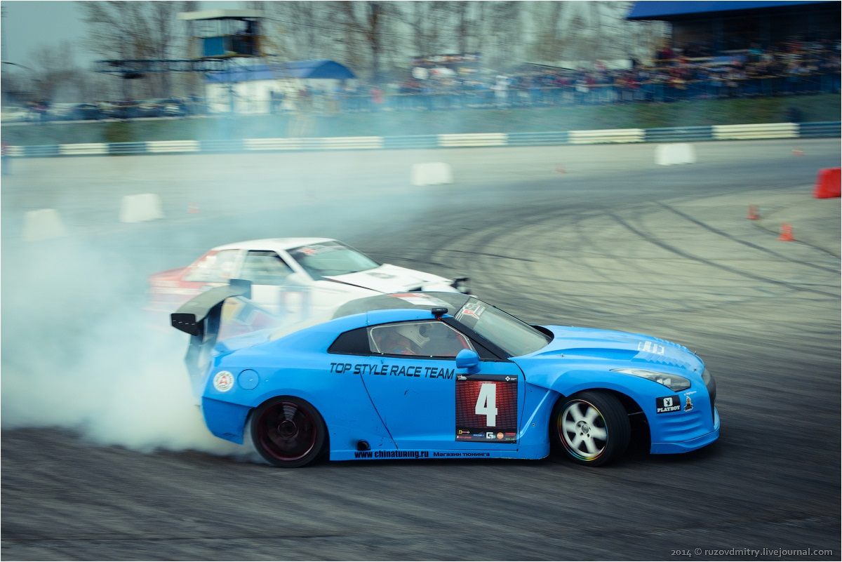 Photo report from the Total Extreme Fest by Russian Drift Alliance - 40