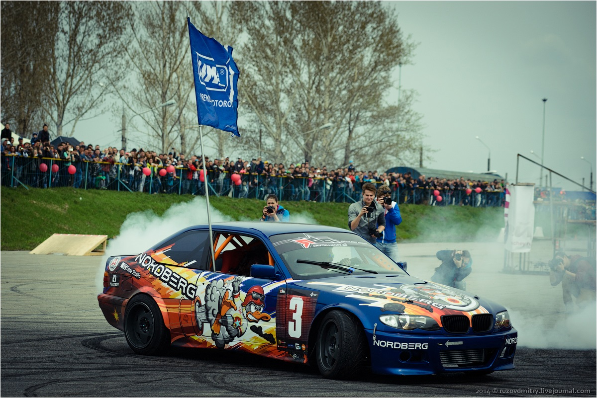 Photo report from the Total Extreme Fest by Russian Drift Alliance - 42