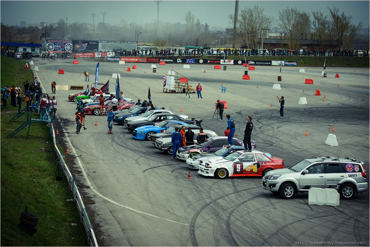 Photo report from the Total Extreme Fest by Russian Drift Alliance - 43
