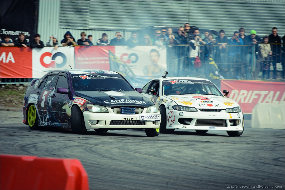 Photo report from the Total Extreme Fest by Russian Drift Alliance - 48