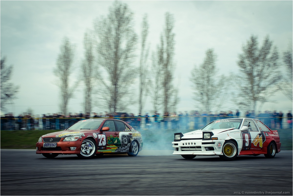 Photo report from the Total Extreme Fest by Russian Drift Alliance - 53