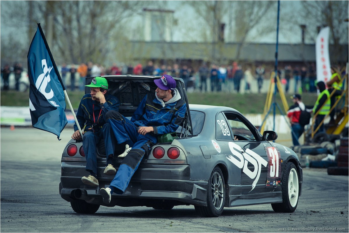 Photo report from the Total Extreme Fest by Russian Drift Alliance - 55