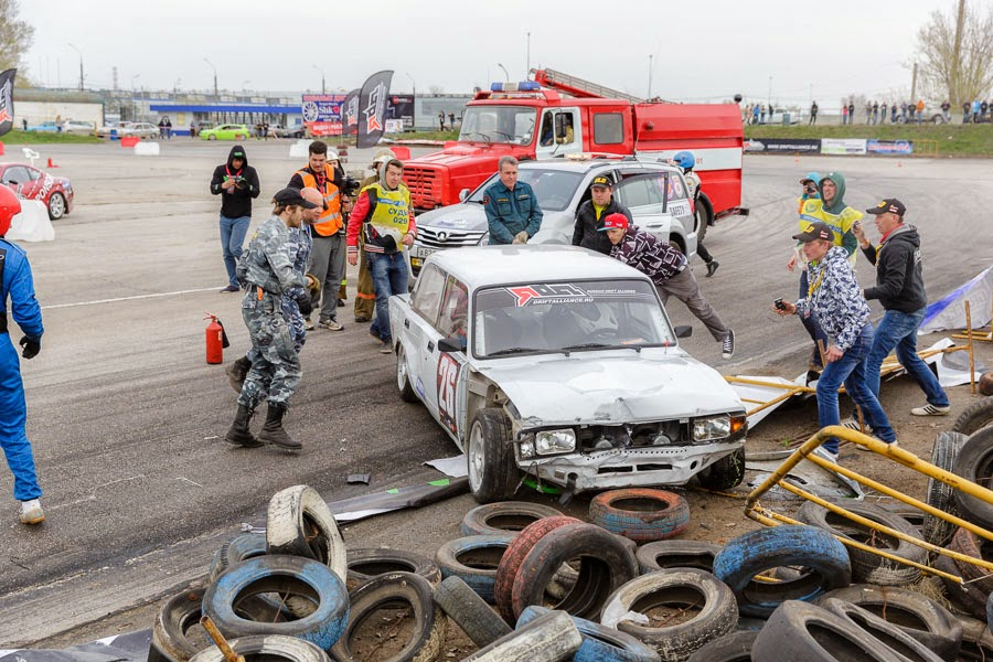 Photo report from the Total Extreme Fest by Russian Drift Alliance - 58