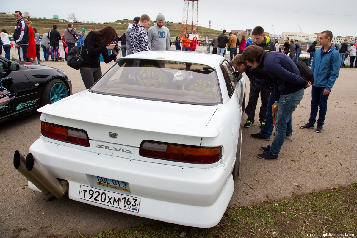 Photo report from the Total Extreme Fest by Russian Drift Alliance - 64