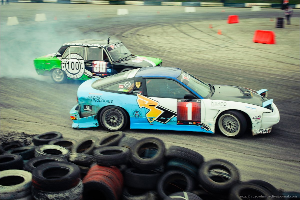 Photo report from the Total Extreme Fest by Russian Drift Alliance - 09