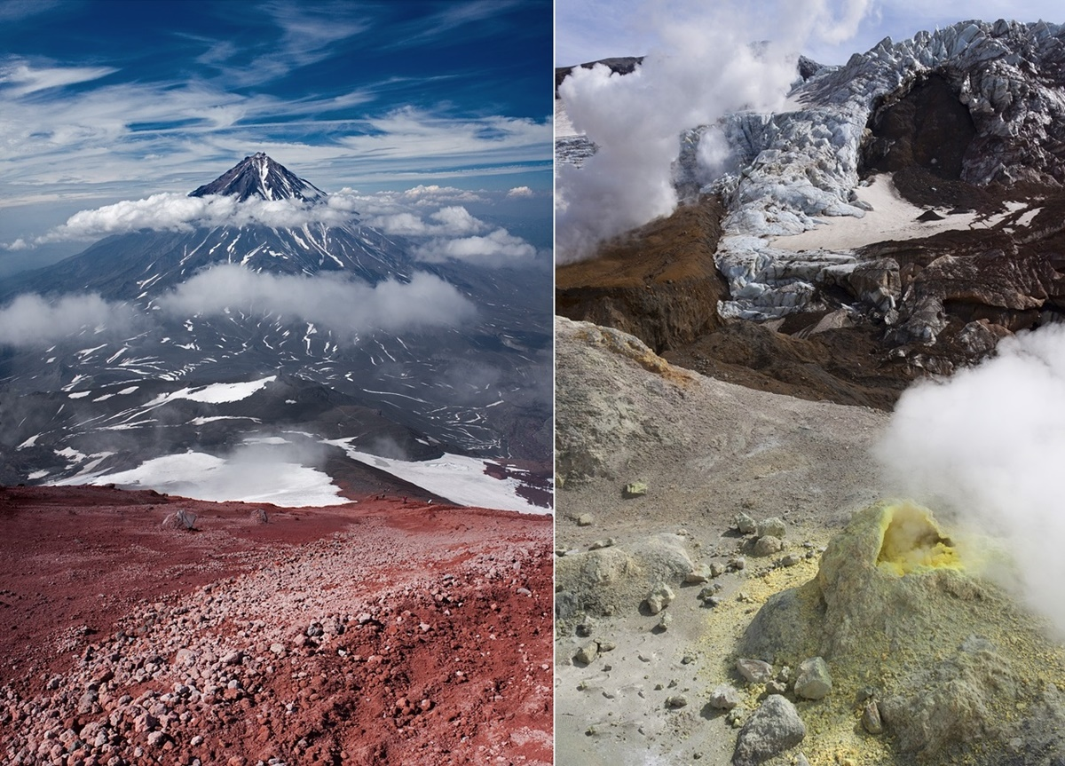 Volcanoes, caves, and wonderful wild nature of Kamchatka Peninsula - 37