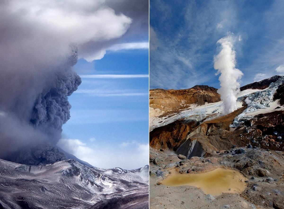 Volcanoes, caves, and wonderful wild nature of Kamchatka Peninsula - 06