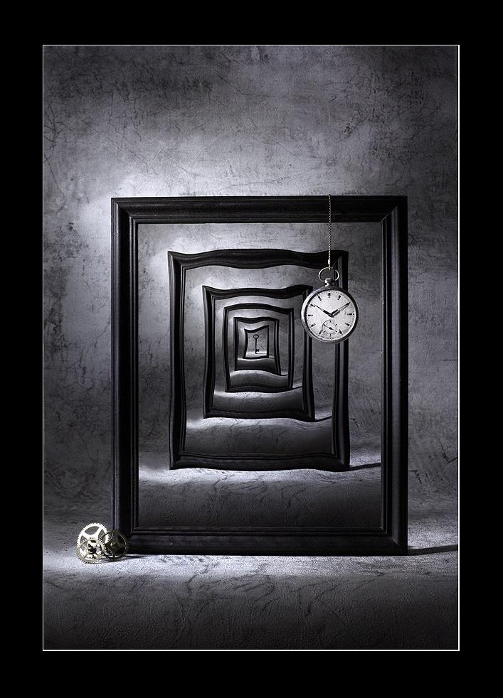 Black-white artwork by a Russian photographer Victoria Ivanova - 12