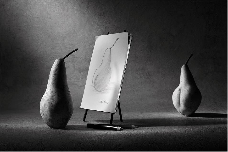 Black-white artwork by a Russian photographer Victoria Ivanova - 14