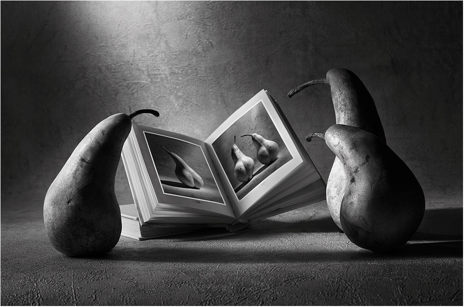 Black-white artwork by a Russian photographer Victoria Ivanova - 16