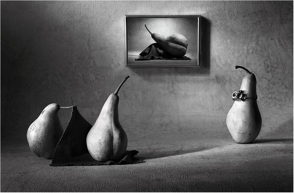 Black-white artwork by a Russian photographer Victoria Ivanova - 17