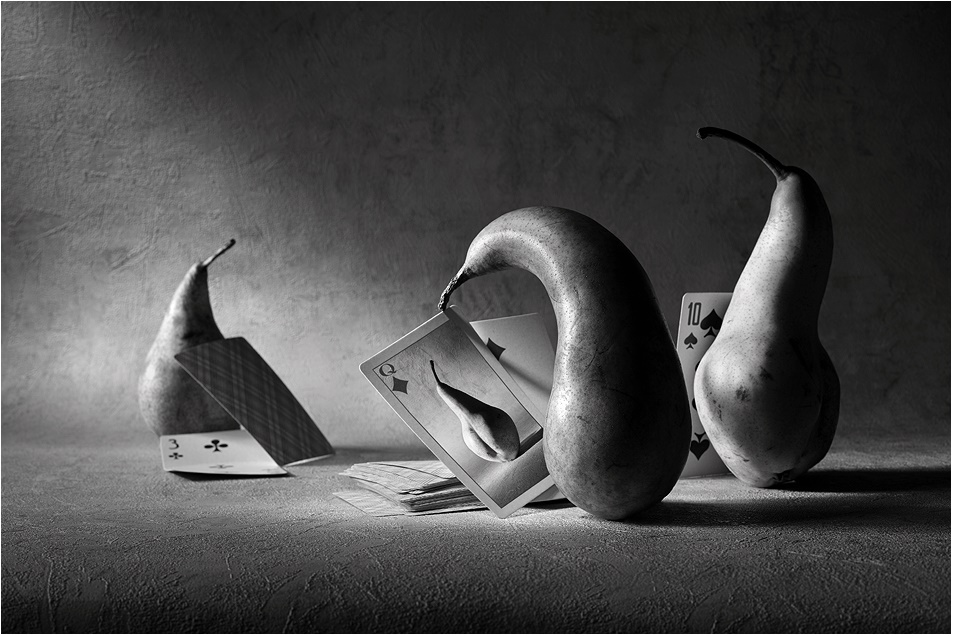 Black-white artwork by a Russian photographer Victoria Ivanova - 28