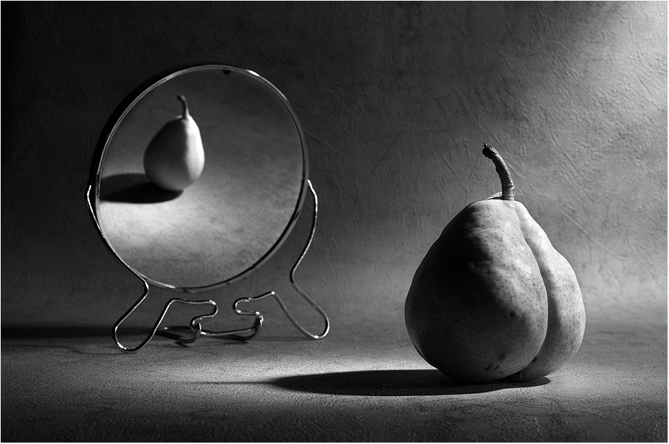 Black-white artwork by a Russian photographer Victoria Ivanova - 43