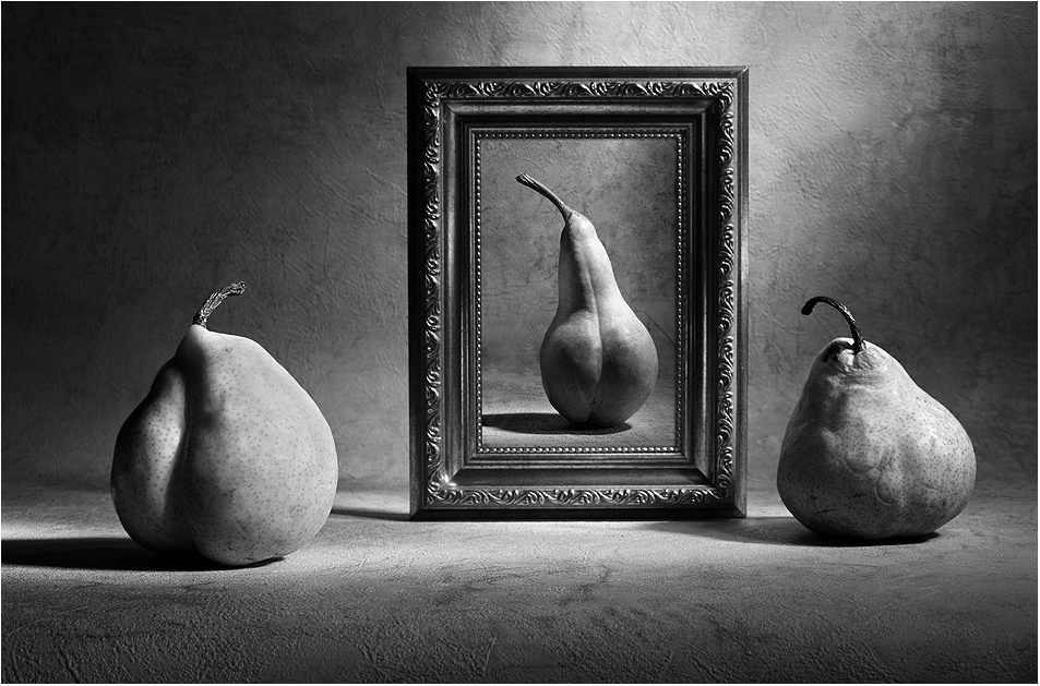 Black-white artwork by a Russian photographer Victoria Ivanova - 44