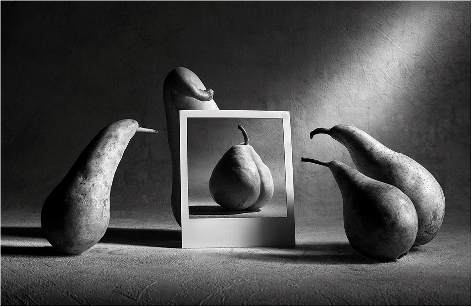 Black-white artwork by a Russian photographer Victoria Ivanova - 46