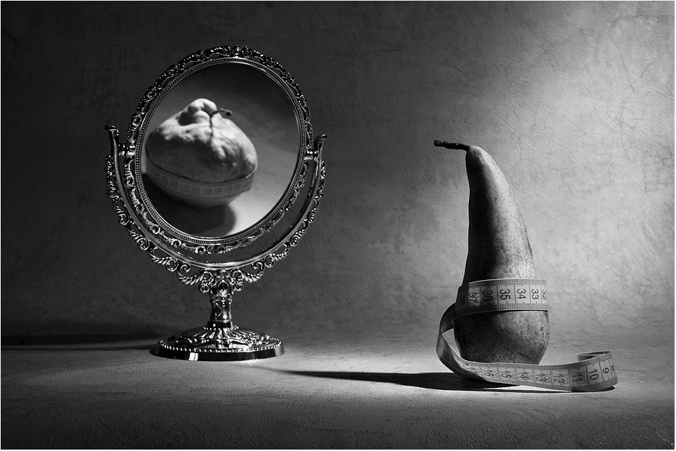 Black-white artwork by a Russian photographer Victoria Ivanova - 47