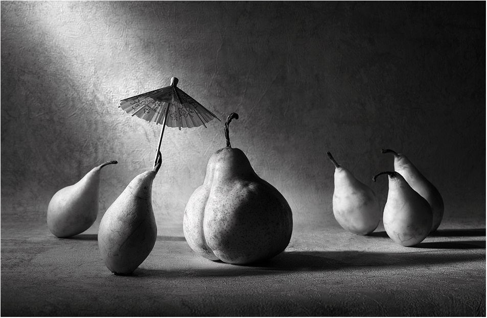 Black-white artwork by a Russian photographer Victoria Ivanova - 57