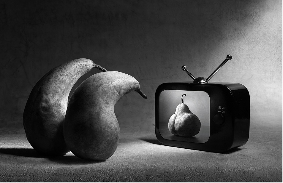 Black-white artwork by a Russian photographer Victoria Ivanova - 65