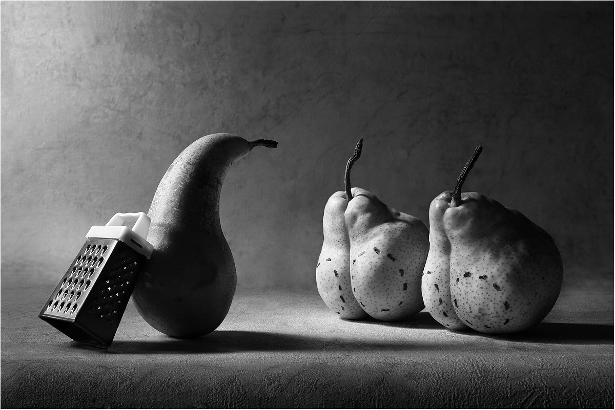 Black-white artwork by a Russian photographer Victoria Ivanova - 70