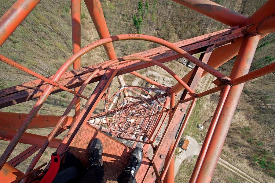 Breathtaking height: Photos by a Russian thrill seeker Marat Dupri - 12