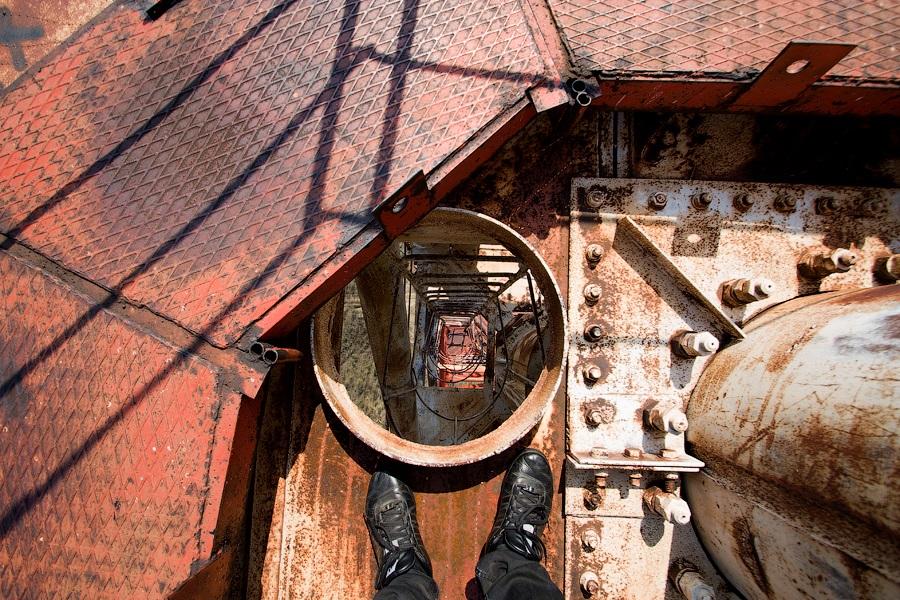 Breathtaking height: Photos by a Russian thrill seeker Marat Dupri - 13