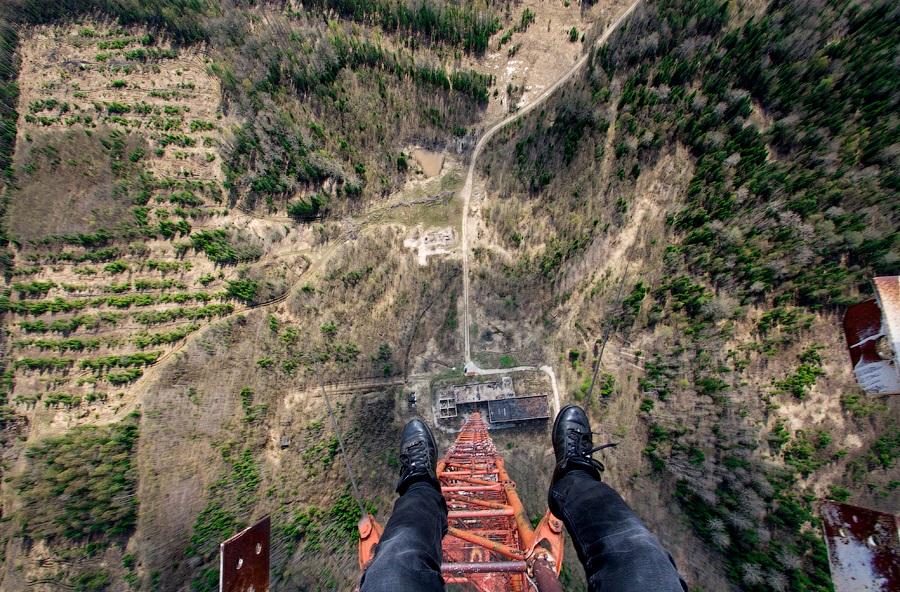 Breathtaking height: Photos by a Russian thrill seeker Marat Dupri - 14
