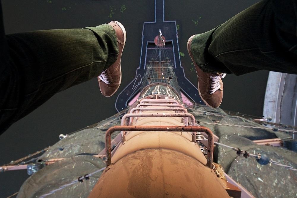 Breathtaking height: Photos by a Russian thrill seeker Marat Dupri - 33