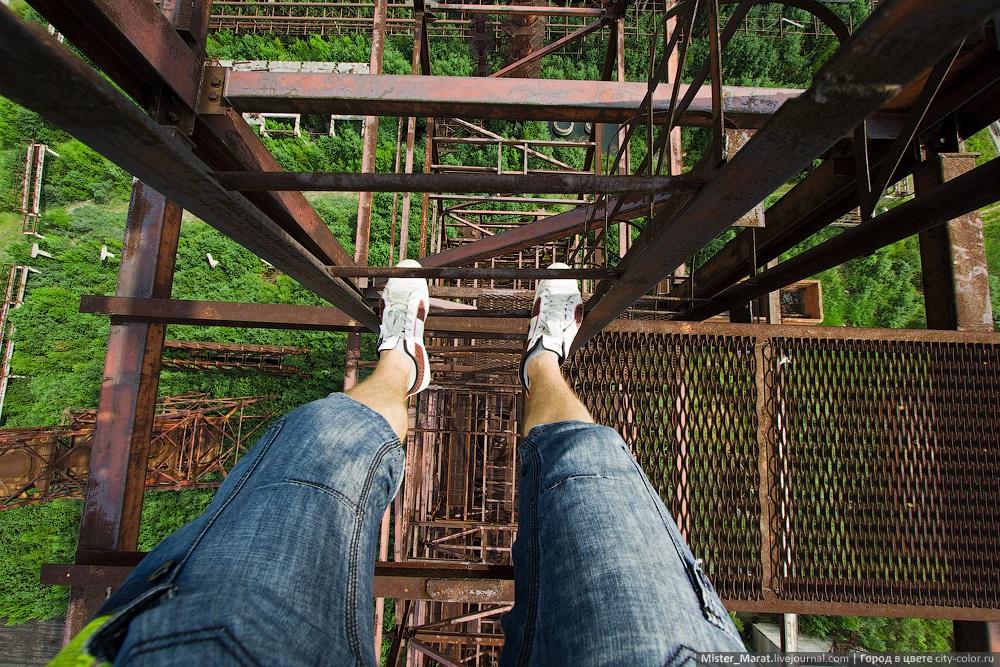 Breathtaking height: Photos by a Russian thrill seeker Marat Dupri - 34