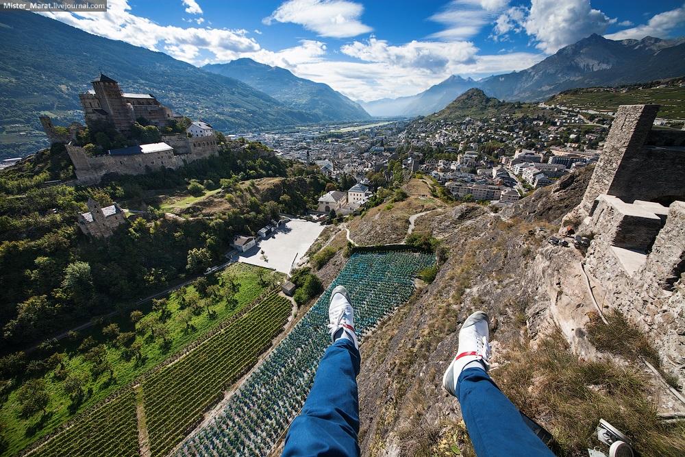 Breathtaking height: Photos by a Russian thrill seeker Marat Dupri - 40