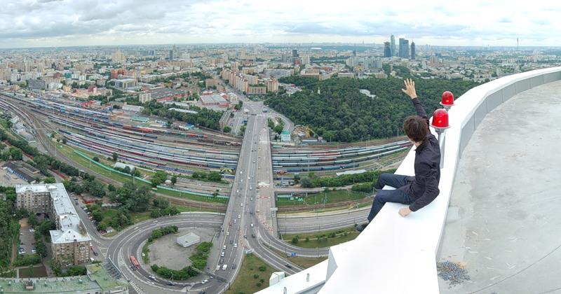 Breathtaking height: Photos by a Russian thrill seeker Marat Dupri - 41