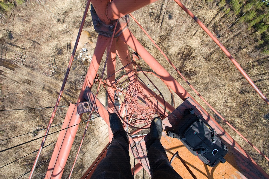 Breathtaking height: Photos by a Russian thrill seeker Marat Dupri - 06