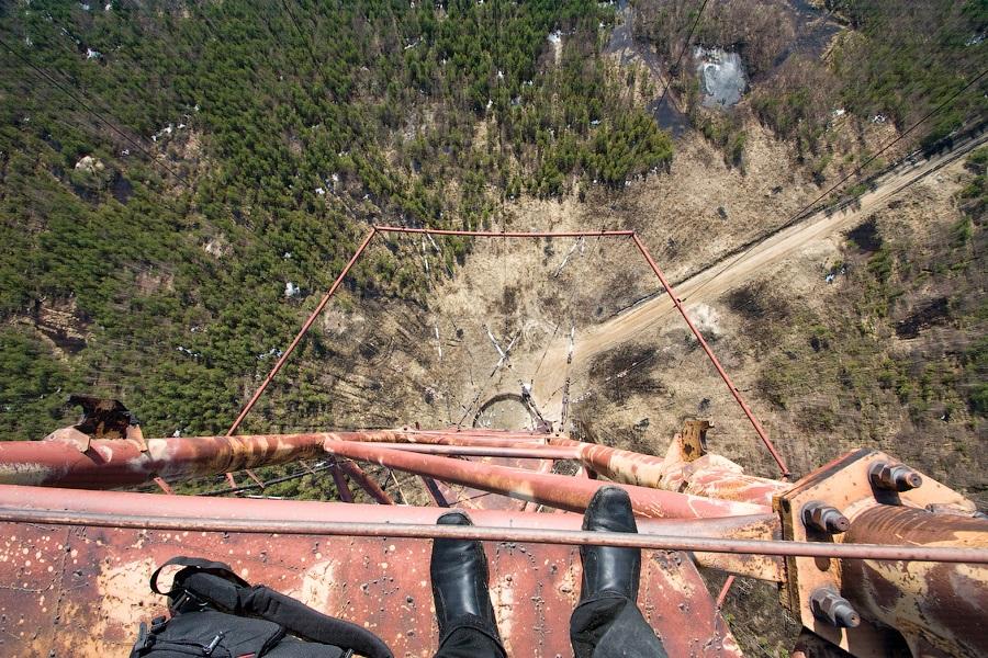 Breathtaking height: Photos by a Russian thrill seeker Marat Dupri - 07