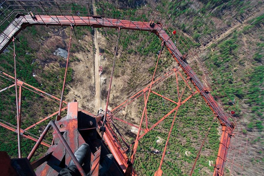 Breathtaking height: Photos by a Russian thrill seeker Marat Dupri - 08