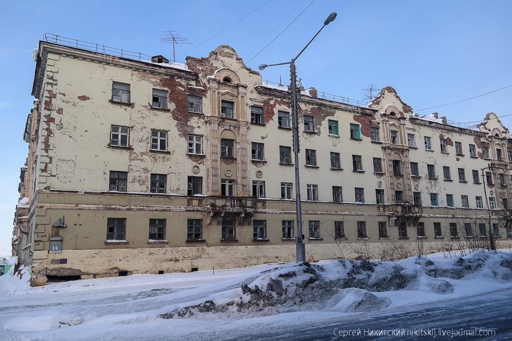 Dark Norilsk: The most polluted and gloomy industrial city of Russia - 11