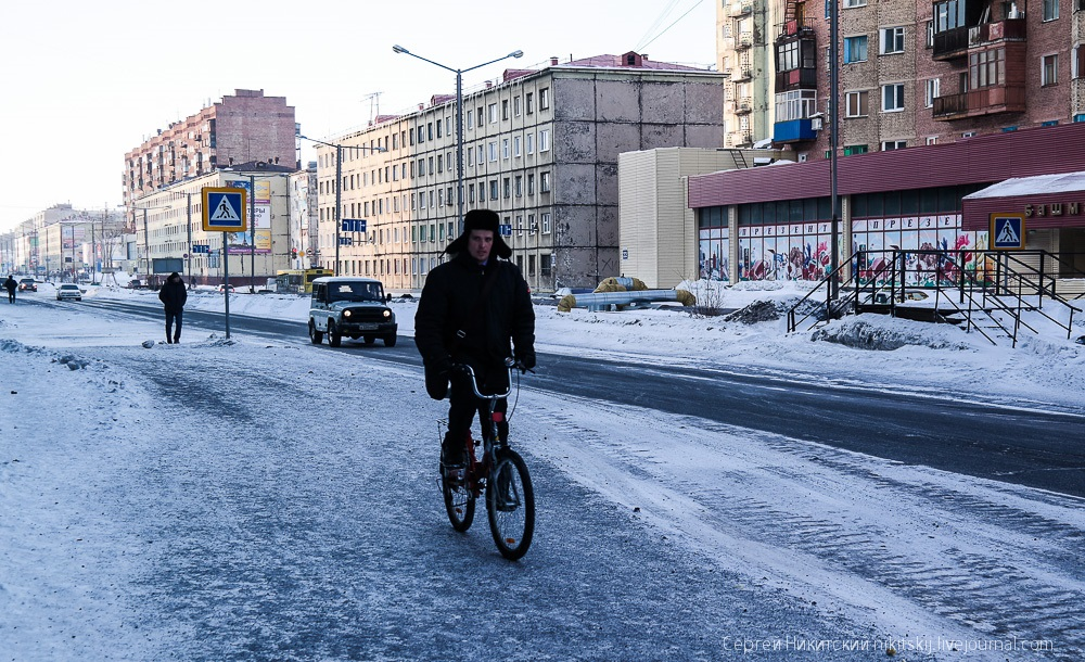 Dark Norilsk: The most polluted and gloomy industrial city of Russia - 17