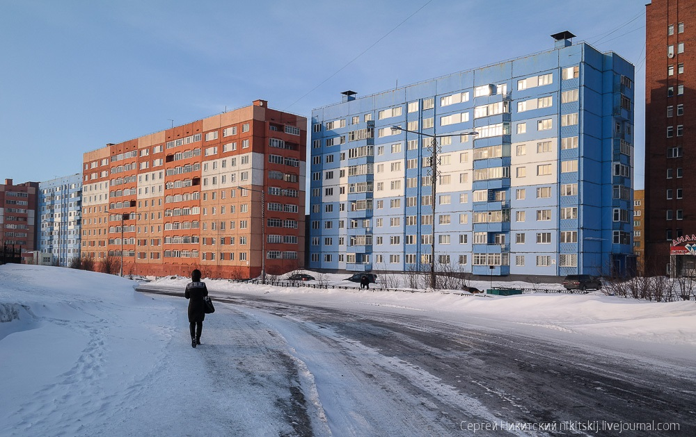 Dark Norilsk: The most polluted and gloomy industrial city of Russia - 26