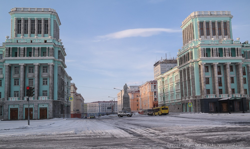 Dark Norilsk: The most polluted and gloomy industrial city of Russia - 29