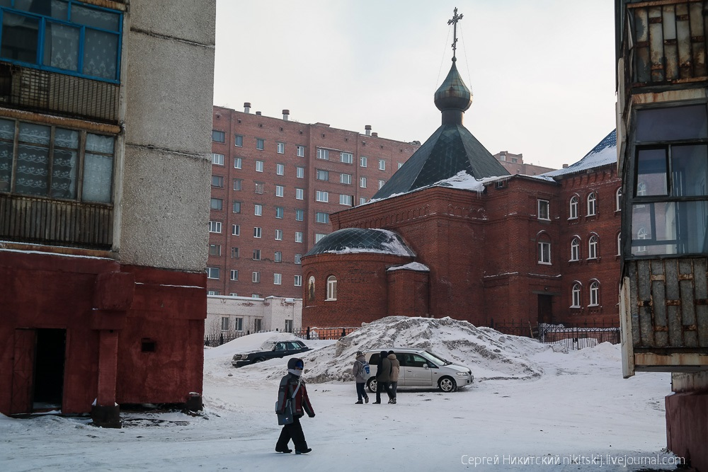 Dark Norilsk: The most polluted and gloomy industrial city of Russia - 34