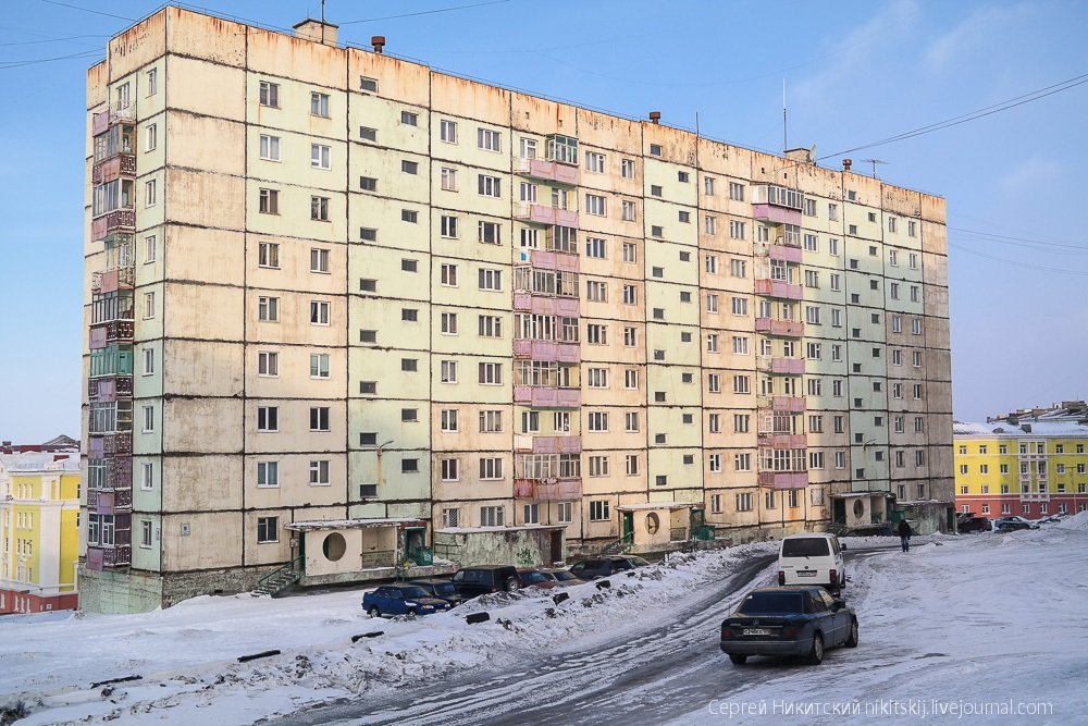 Dark Norilsk: The most polluted and gloomy industrial city of Russia - 37