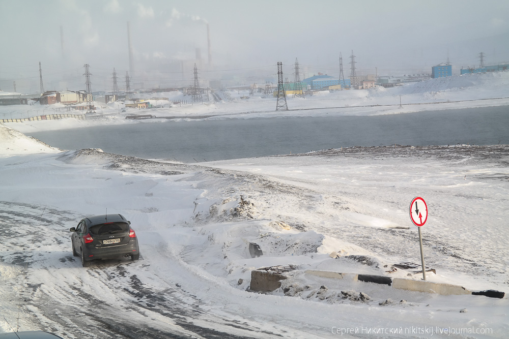 Dark Norilsk: The most polluted and gloomy industrial city of Russia - 42