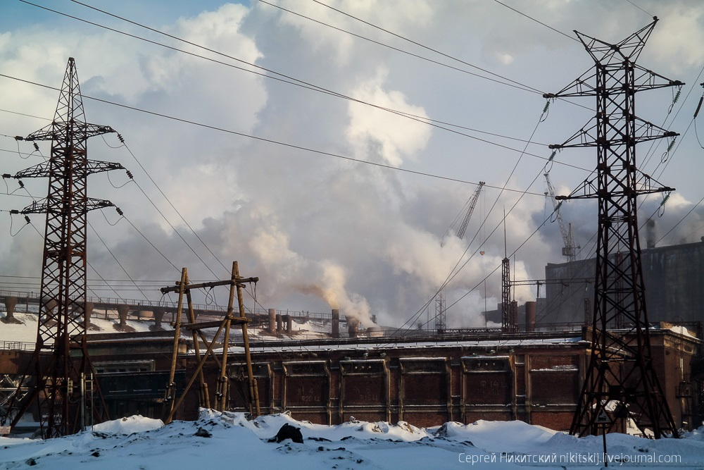 Dark Norilsk: The most polluted and gloomy industrial city of Russia - 48