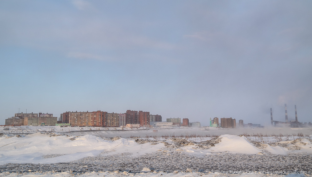 Dark Norilsk: The most polluted and gloomy industrial city of Russia - 63