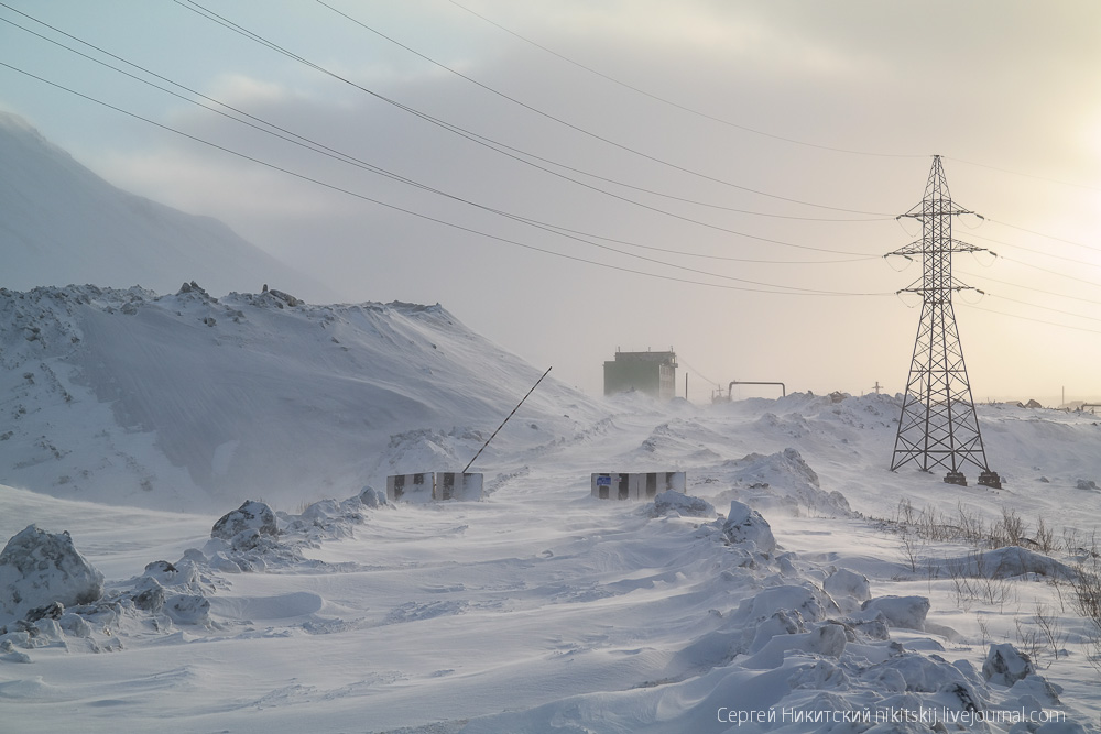 Dark Norilsk: The most polluted and gloomy industrial city of Russia - 67