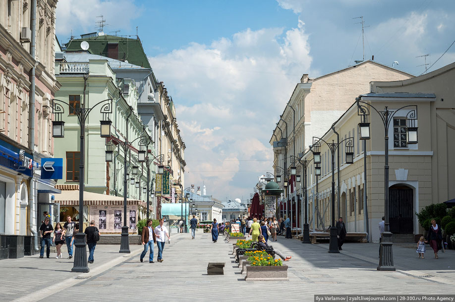 Different Moscow: Walking around good and bad capital of Russia - 19