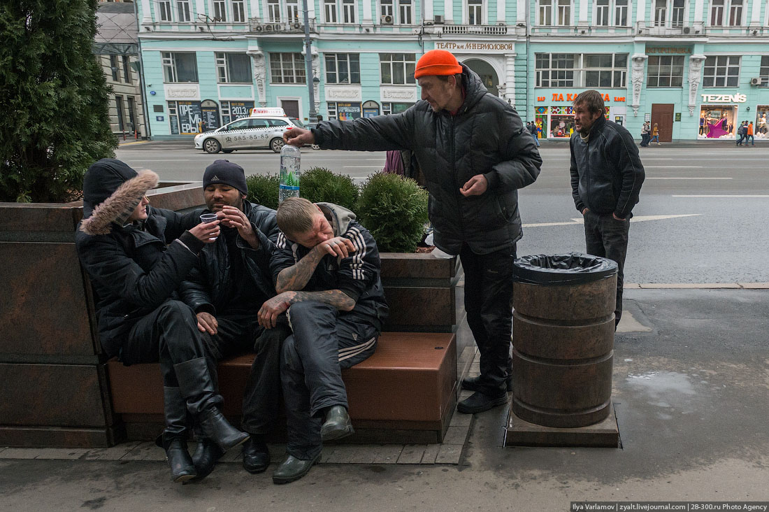 Different Moscow: Walking around good and bad capital of Russia - 46