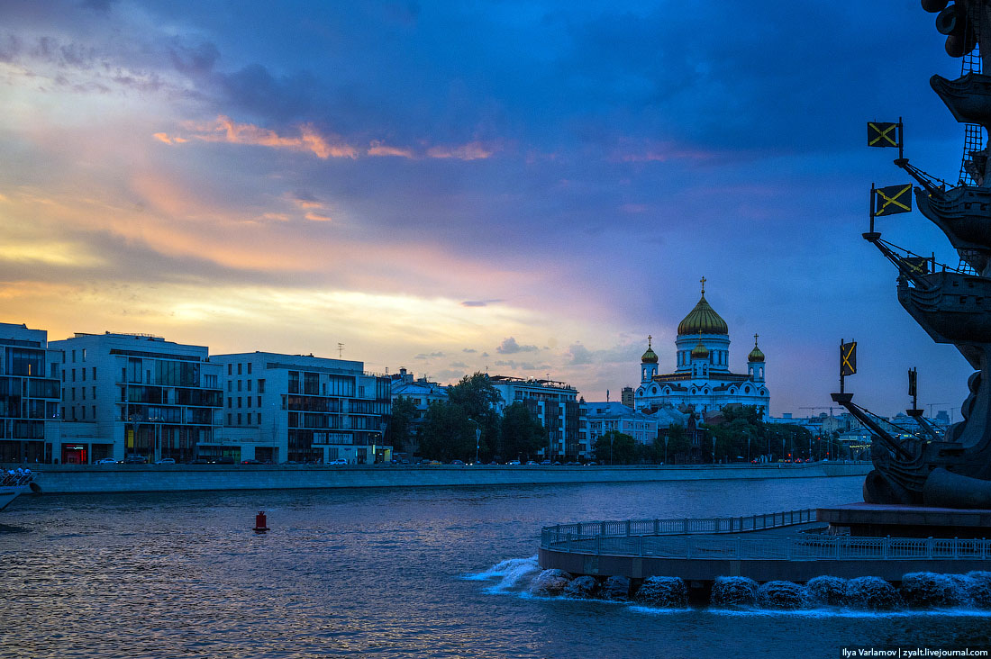 Different Moscow: Walking around good and bad capital of Russia - 87
