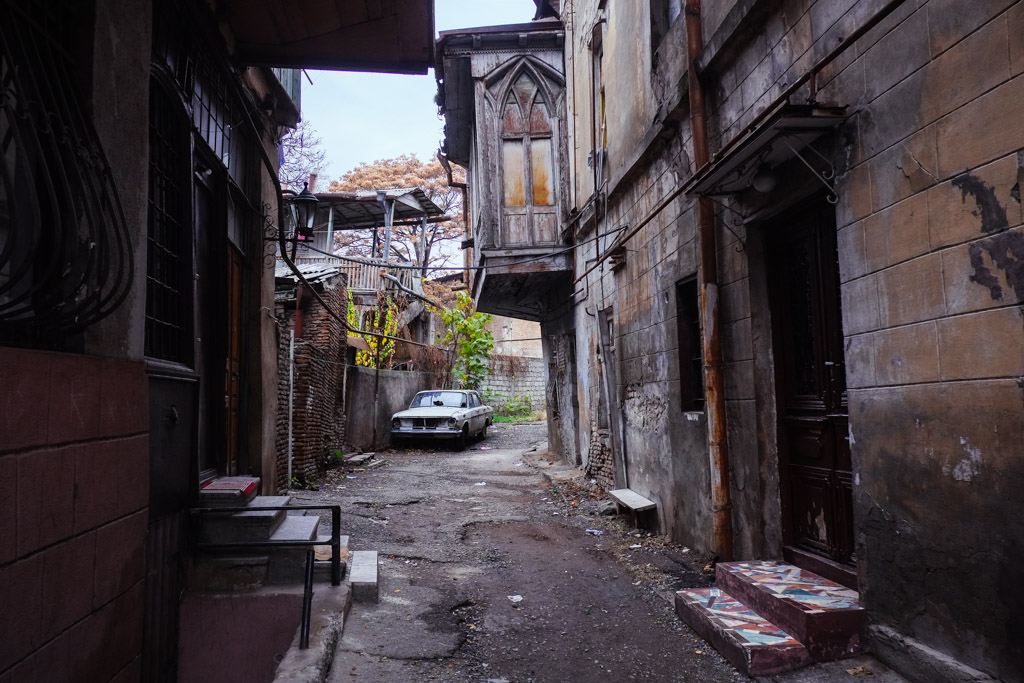 Different Tbilisi: The disappearing and recovering capital of Georgia - 28